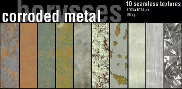 metal8 - +60 Free High Resolution Metal Textures