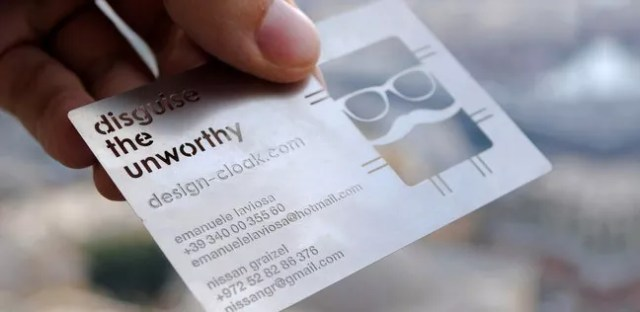 Business Cards 06 - 20+ Business Card Design Examples