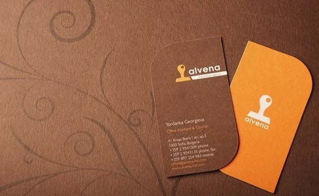 Business Cards 10 - 20+ Business Card Design Examples