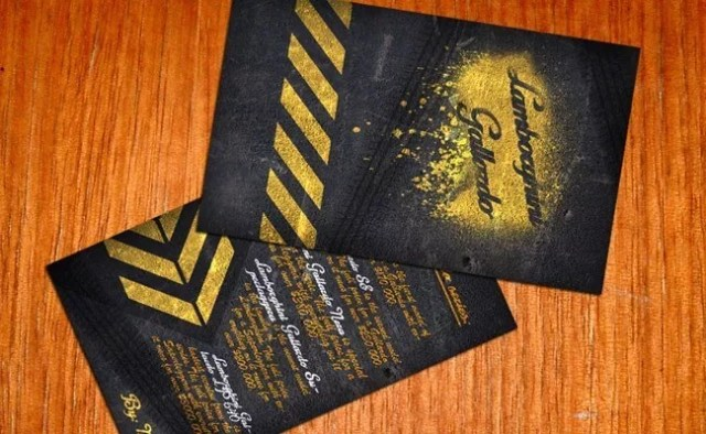 Business Cards 15 - 20+ Business Card Design Examples