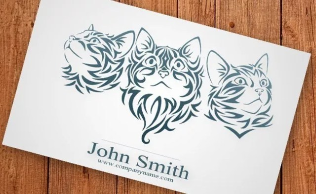 Business Cards 18 - 20+ Business Card Design Examples