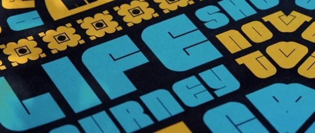 Thunderball font