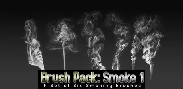smoke brushes 12 - 180+ Awesome Smoke Brushes