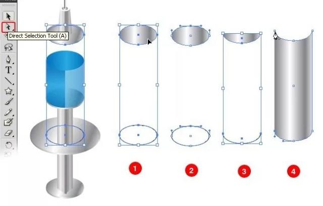 step23 - Syringe Icon Tutorial