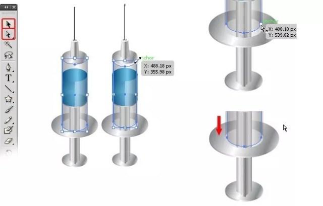 step31 - Syringe Icon Tutorial