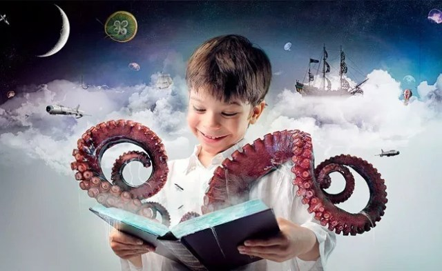 Incredible Story Coming Alive Fantasy - 19 Photo Manipulation Tutorials for Photoshop #2