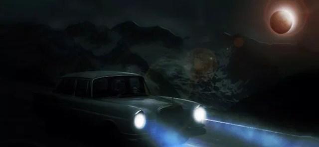 Moonlit Night Scene - 19 Photo Manipulation Tutorials for Photoshop #2