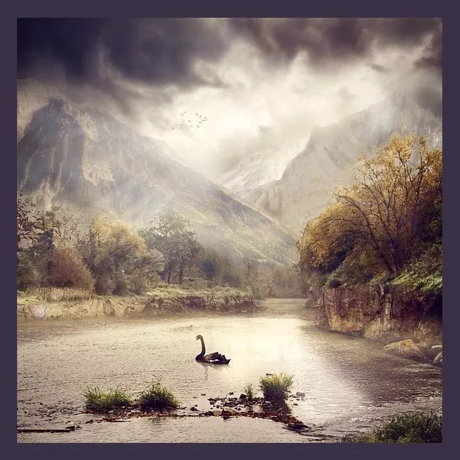Serene Fantasy - 19 Photo Manipulation Tutorials for Photoshop #2