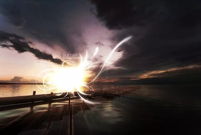 Super Slick Dusky Lighting Effects in Photoshop  - 19 Photo Manipulation Tutorials for Photoshop #2