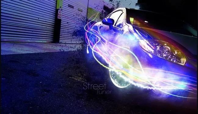 Super Slick Lighting Effects - 19 Photo Manipulation Tutorials for Photoshop #2