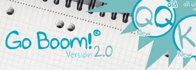 Go Boom 2.0 - Amazing Free 18 Comic fonts