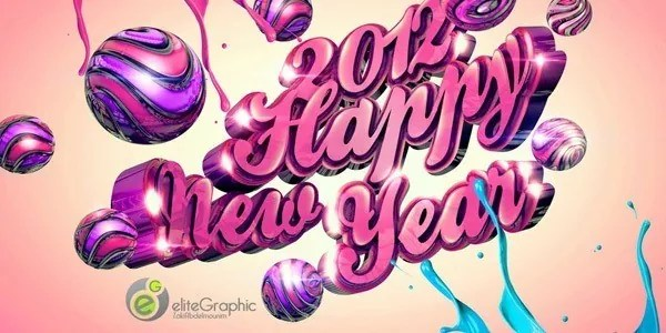 2012 Wallpaper - Stunning Collection of New Year 2012 Wallpapers