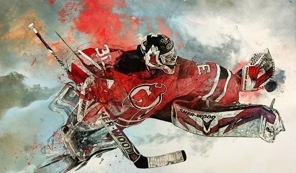 photoshoped Sports Illustrations - Outstanding Photoshop Treated Sports Illustrations