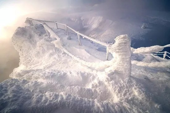 winter landscapes photographs