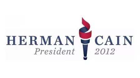 Herman Cain Logo - Capturing US Political Logo Designs