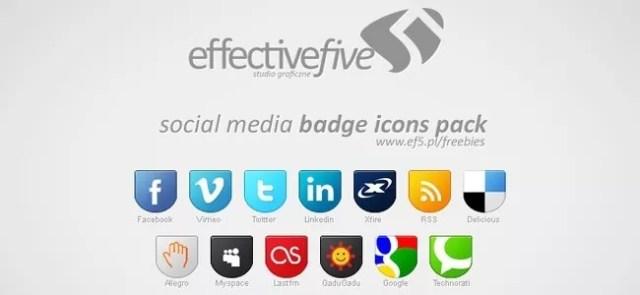SocialMediaIcon8 - 18 Free Social Media Icon Packs