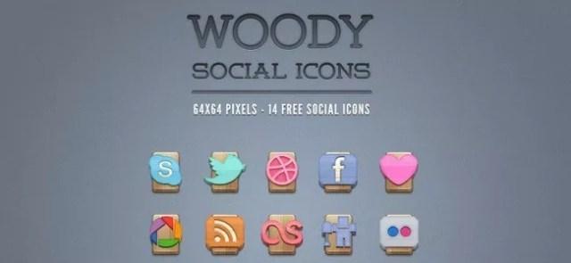SocialMediaIcon9 - 18 Free Social Media Icon Packs