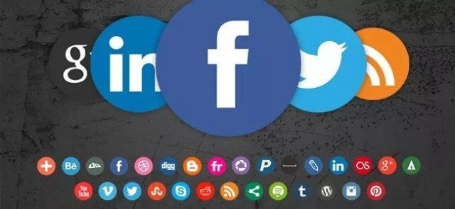 Social Icons20 - 18 Free Social Media Icon Packs