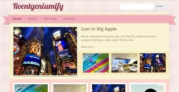 featured image1 - Roentgeniumify Free WordPress Theme