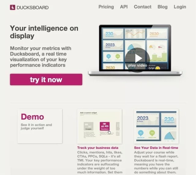 08 homepage - A Collection of Creative Homepages