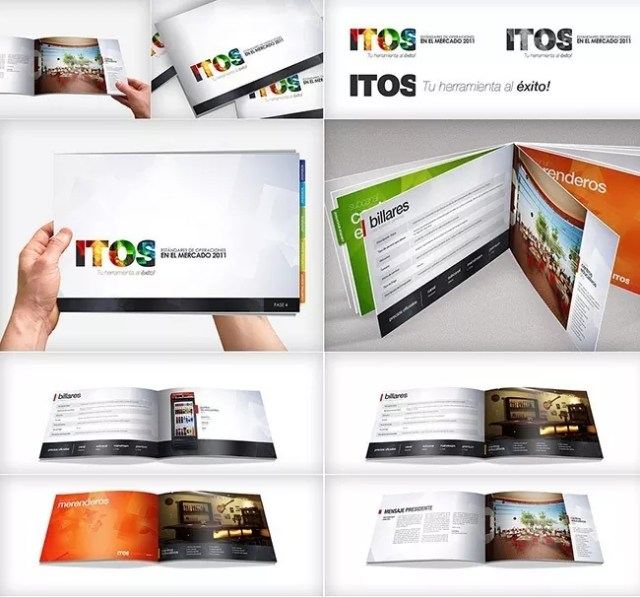 Brochure11 - Brochure Design Collection for Inspiration: 30+ Creative Examples