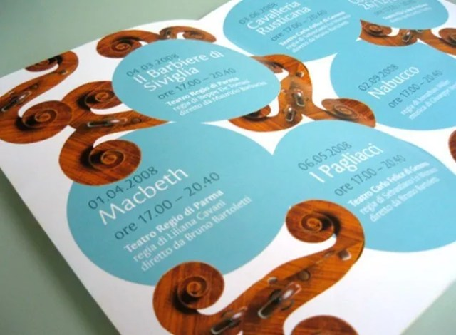 Brochure7 - Brochure Design Collection for Inspiration: 30+ Creative Examples