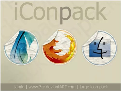 iCon Pack - Inspiring Collection of Free Icon Sets For Graphic Designers