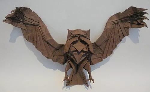 Bat - 25 Amazing Origami Animals