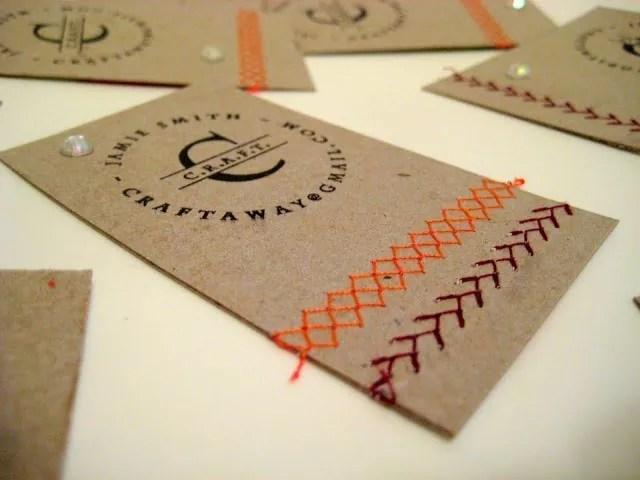Business Card 1 - 23 Creative Business Card Designs