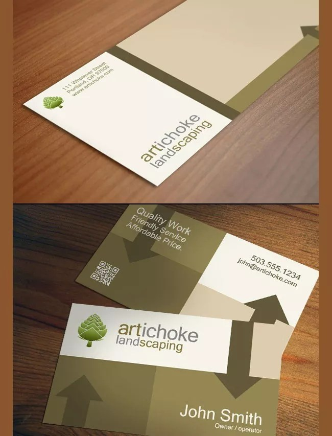 Business Card 22 - 23 Creative Business Card Designs
