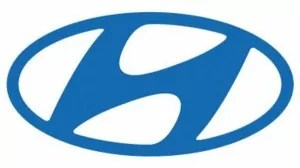 Blue Hyundai 300x168 - Hyundai Logo Design and History