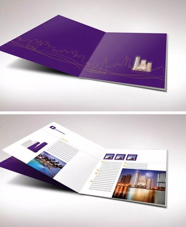 Brochure18 - Brochure Design Collection for Inspiration: 30+ Creative Examples