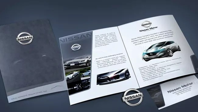 Brochure26 - Brochure Design Collection for Inspiration: 30+ Creative Examples