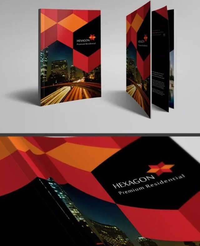 Brochure27 - 30+ Creative and Unique Examples of Brochure Design