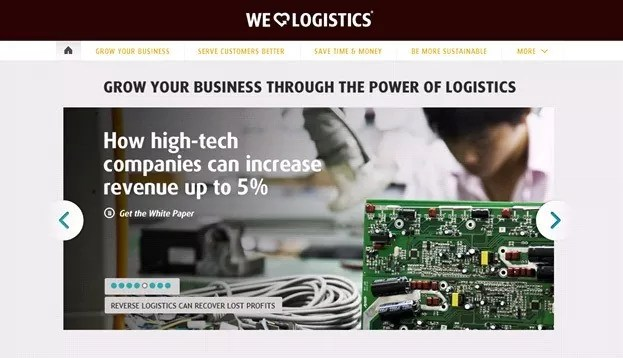 we love logistics - Why Landing Page Videos Are So Important