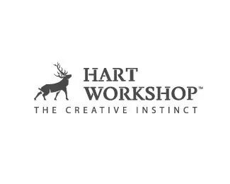 Hart Workshop - Fresh Logo design inspiration