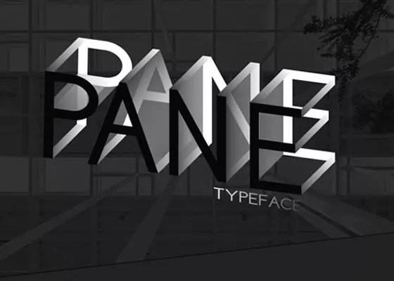 PANE - Some Best New Free Fonts for your Designs