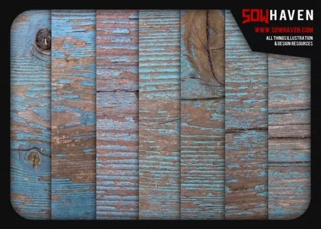 weathered blue wood textures by sdwhaven d51rify e1359621320892 - 200+ Free High Quality Grunge Wood Texture