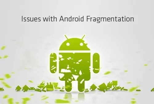 android fragmentation - Issues with Android Fragmentation
