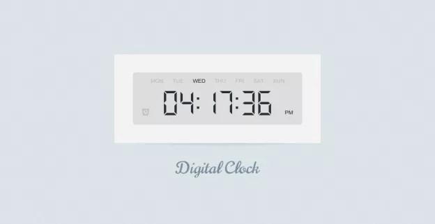 digital clock e1371977826423 - Adding Alarms to the Digital Clock