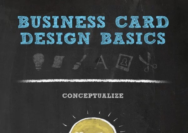 Business Card Design Basics [Infographic]