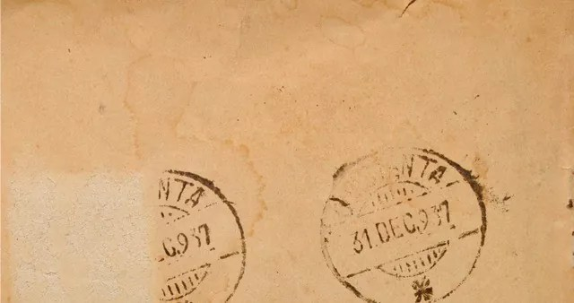 free paper texture with stamp - Free Old Paper Textures