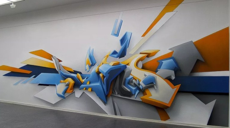 02 daim big - Inspiring and Creative Graffiti Artworks