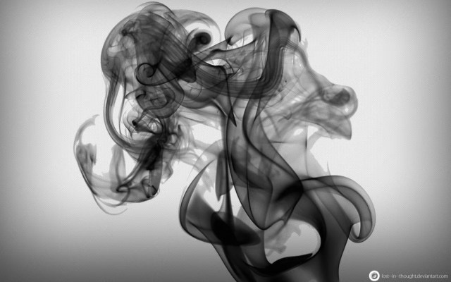 Smoke by lost  in  thought 1024x640 - 25 Set Of Free Smoke Photoshop Brushes