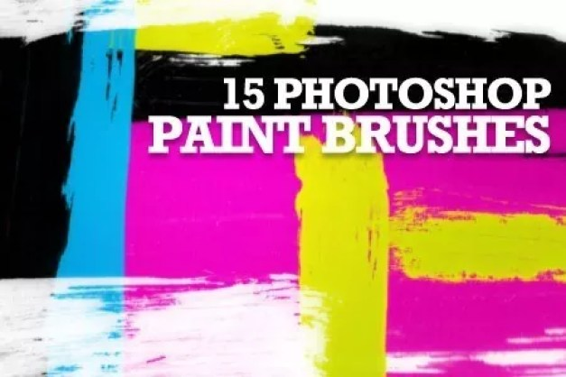 graphic - 30+ Sets of Free Photoshop Paint Brushes