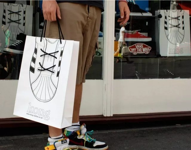 kong3low e1401377751915 - Creative Shopping Bag Designs For Inspiration