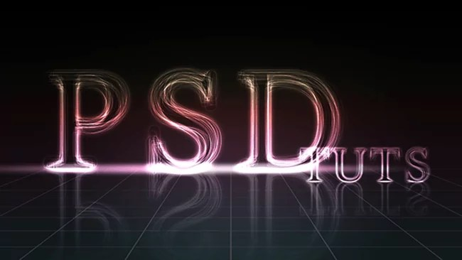 final - Create a Layered Glowing Text Effect