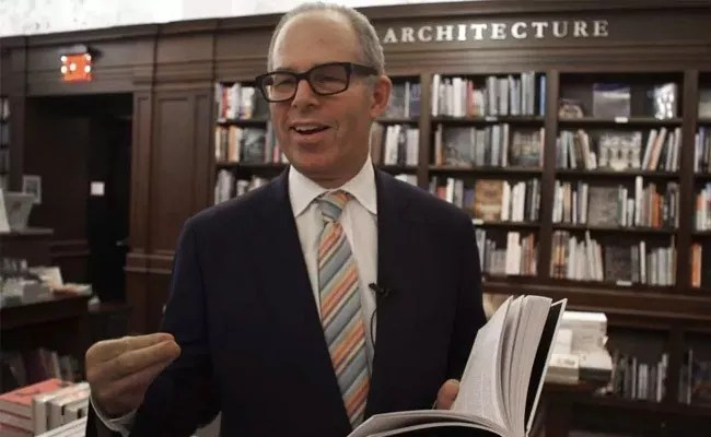 Michael Bierut - Michael Bierut says never trust a designer who doesn't like reading
