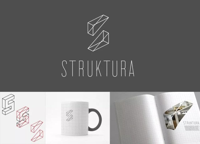 structura - Architecture Logo Design Examples for Inspiration