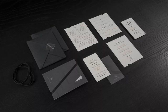 g dropbox printwand printwand team folder round 11 - 32 Beautiful Envelope Design Examples for Inspiration